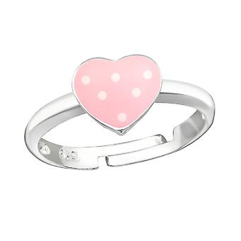 Heart - 925 Sterling Silver Rings - W18276x