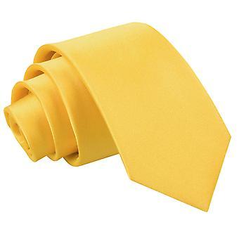Cravatta in raso di Marigold pianura regolare per i ragazzi