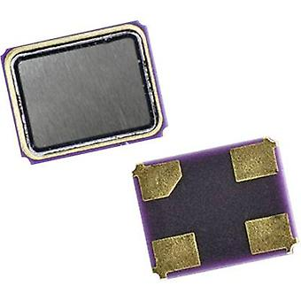 Qantek Quartz crystal QC2516.0000F12B12M SMD 4 16.0000 MHz 12 pF 2.5 mm 2 mm 0.6 mm 1 pc(s) Tape cut