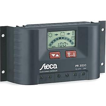 Steca PR 3030 Laderegulator PWM 12 V, 24 V 30 A