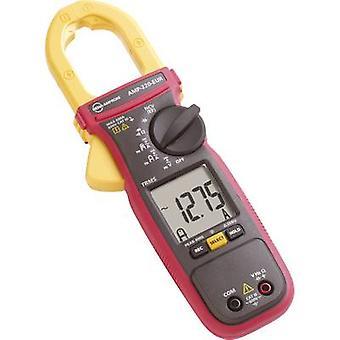 BEHA Amprobe AMP-220-EUR puristin mittari, kannettava yleismittari digitaalinen CAT III 600 V näyttö (laskee): 6000