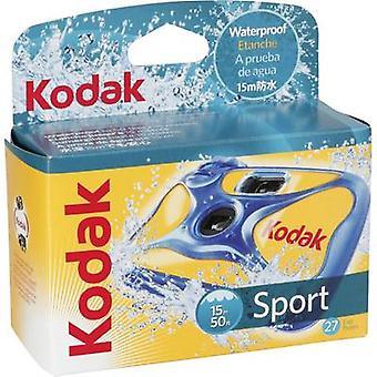 Kodak sport disponibel kamera 1 PC (er) vanntett opp til en dybde på 15 m