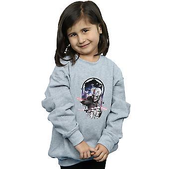 Star Wars meisjes rebellen de grootinquisiteur Sweatshirt