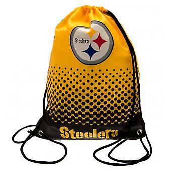 NFL Pittsburgh Steelers Official Fade Gym Bag
