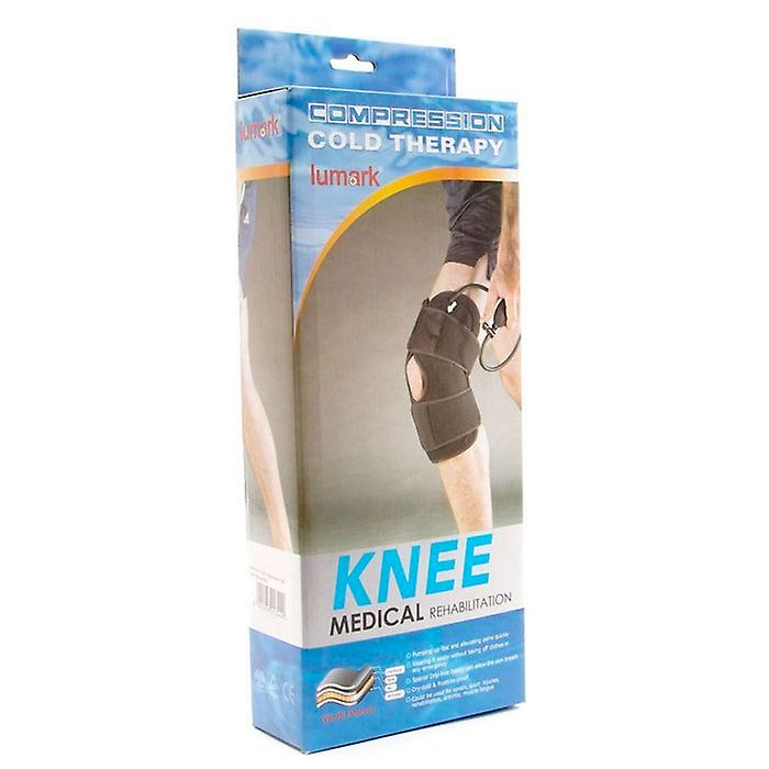 Med-Fit - koude compressie knie manchet - Cryo therapie letsel Ice Pack