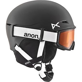 Anon Define Kids Helmet - Black