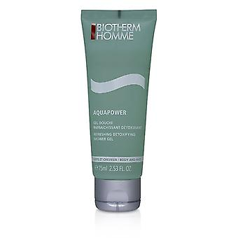 Biotherm Homme Aquapower Shower Gel - 75ml/2.53oz