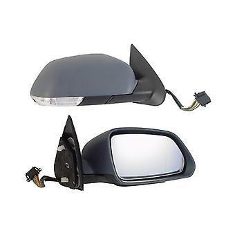 Höger spegel (elektrisk uppvärmd indikatorlampa) för Skoda OCTAVIA Combi 2004-2009