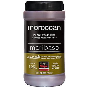Principales sin gluten Base marroquí de Mari