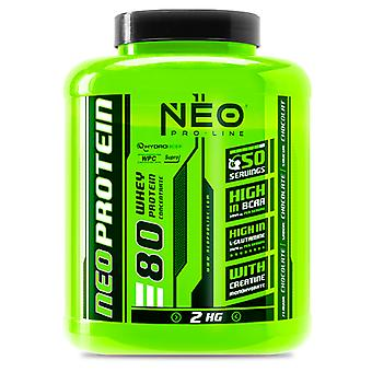 Neo Proline Neoprotein 80 with 2000 g
