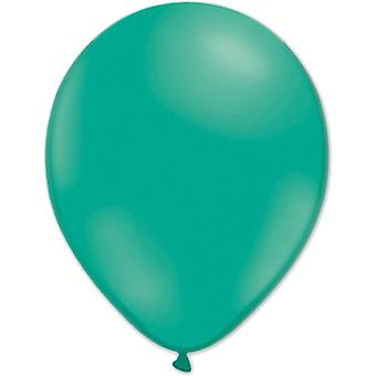 Ballons Latex Emerald Green 10-Pack