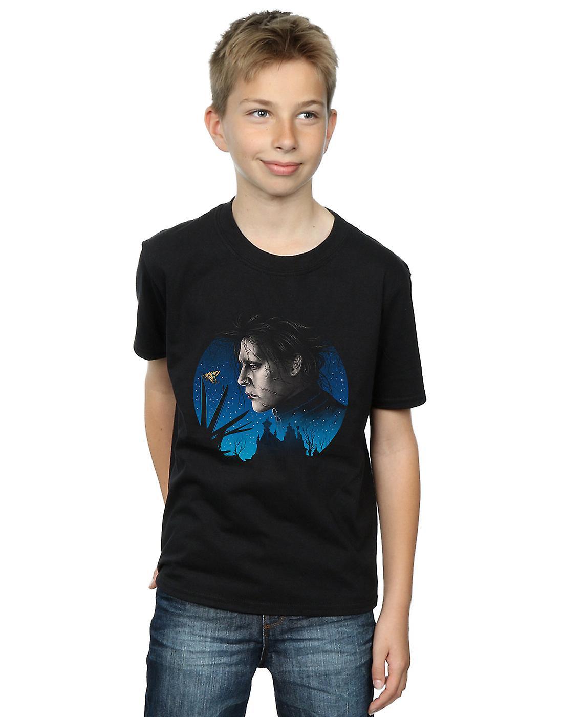 Vincent Trinidad Boys Scissored Gentleman T-Shirt