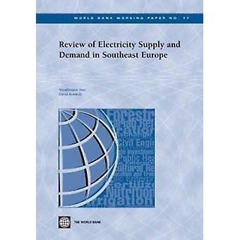 Examen d'électricité offre et la demande en Europe du Sud-est par David