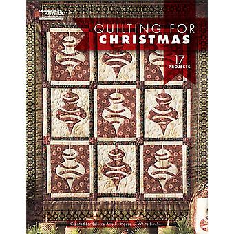 Quilting for Christmas - 17 Projects by Jeanne Stauffer - 978160900360