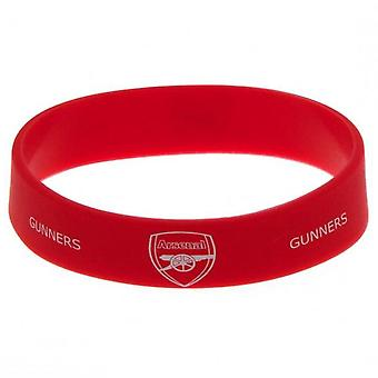 Arsenal FC officiella silikon armband