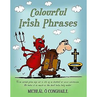 Colourful Irish Phrases by Micheal O Conghaile - 9781781175552 Book