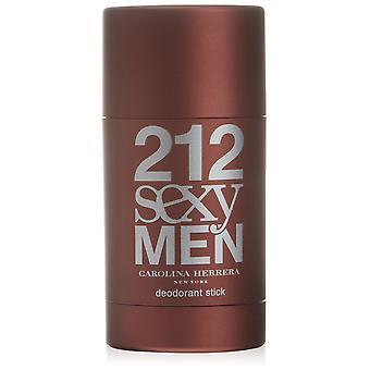 Carolina Herrera 212 Sexy mannen Deodorant Stick 75g