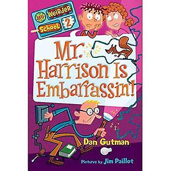 Meine Weirder Schule: Herr Harrison ist Embarrassin'! BK 2