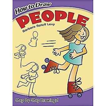 Wie Menschen (Dover Pictorial Archives) zu zeichnen (Dover Pictorial Archives)