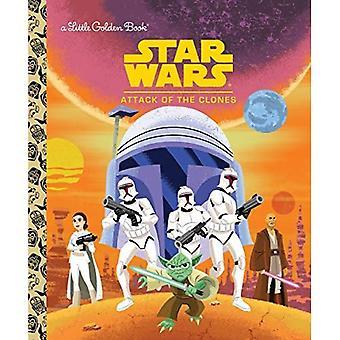 Star Wars: Attack of the Clones (gouden boekje)