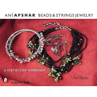 De pérolas e joias de cordas: um Workshop passo a passo (fantasias frisadas)
