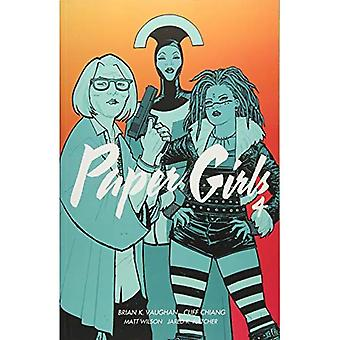 Papier-Mädchen-Band 4