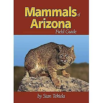 Mammifères de l'Arizona Field Guide (Guides de terrain de l'Arizona)