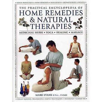 L'encyclopédie pratique des remèdes maison & thérapies naturelles: herbes médicinales Yoga Massage de guérison