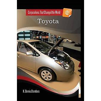 Toyota door Chambers & K. Dennis