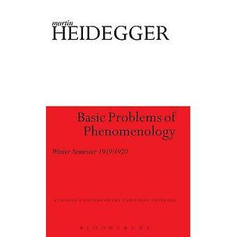 Problèmes fondamentaux de la phénoménologie de Heidegger & Martin