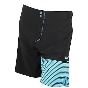 Virus Mens Hydro ST4 Performance Shorts - schwarz/blau