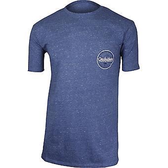 Quiksilver Herren Quik Aufhellung T-Shirt-Vintage Indigo Heather