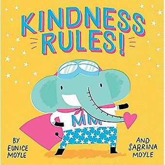 Kindness Rules! (A Hello!Lucky Book) [Board book]