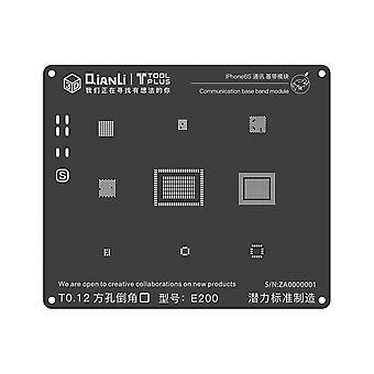 QianLi 3D BGA stencil COMMS Base Band iPh 6S | iParts4u