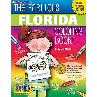 The Fabulous Florida Coloring Book! by Carole Marsh - 9780793394685 B