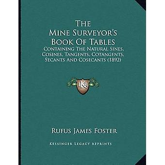 The Mine Surveyor's Book of Tables - Containing the Natural Sines - Co