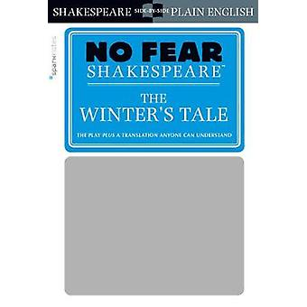 The Winter's Tale by SparkNotes - 9781454928065 Book