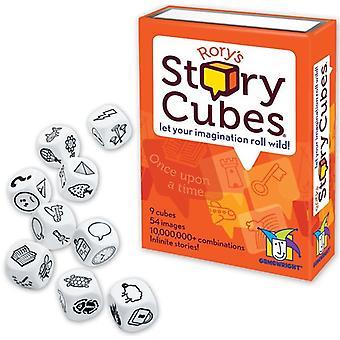 Der Creativity Hub Rorys Story Cubes Hangtab