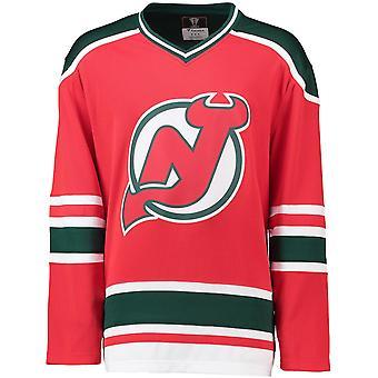 New Jersey Devils Heritage Breakaway NHL Mesh Jersey 1983-92