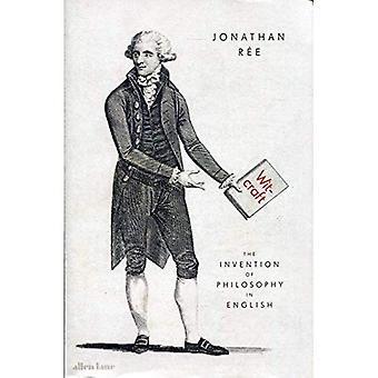 Witcraft: de uitvinding van de filosofie in het Engels