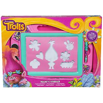 Trolls Large Magnetic Scribbler