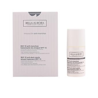 Bella Aurora Bio-10 Treatment Antimanchas Spf15 30 Ml For Women