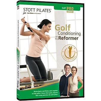 Stott Pilates: Golf Conditioning on the Reformer [DVD] USA import