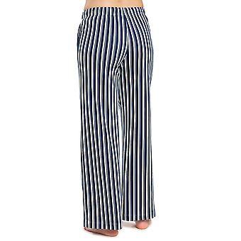 Feraud 3191132-11673 Women's Casual Chic Green Forest Cotton Pyjama Pant