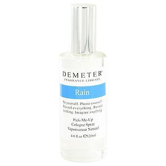 Demeter af Demeter regn Cologne Spray 4 oz/120 ml (kvinder)