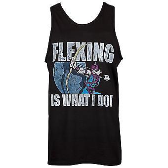 Hawkeye Flexing est ce que je fais Tank Top