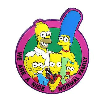Die Simpsons Soft-Touch-Familie-Magnet