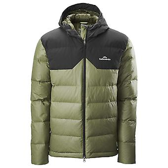 Kathmandu Moss Mens Epiq Down Hooded Jacket