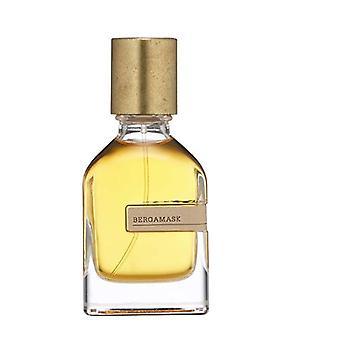 Bergamask by Orto Parisi Parfum 1.7oz/50ml Spray New In Box