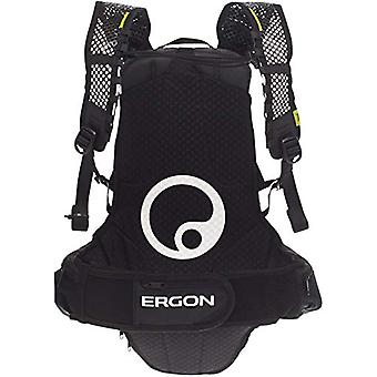 Ergon Backpack Uni BP1 Protect - with Back Protection - Black - 51 x 28 x 4 cm